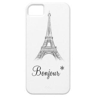 Bonjour iPhone SE/5/5s Case