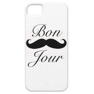 Bonjour Mustache Iphone 5 Case
