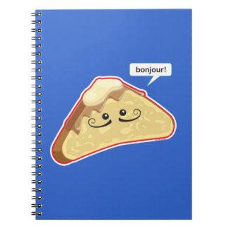 Bonjour! Notebook