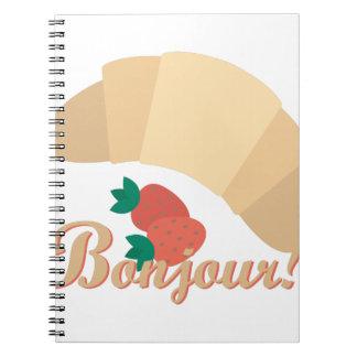 Bonjour Notebook