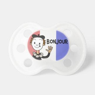 Bonjour BooginHead Pacifier
