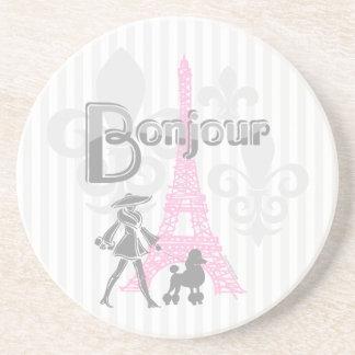 Bonjour Paris 2 Coaster