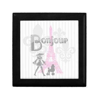 Bonjour Paris 2 Gift Box