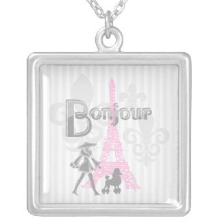 Bonjour Paris 2 Necklace