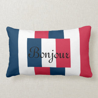Bonjour Pillow