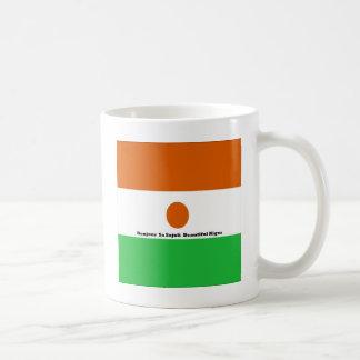Bonjour  sa sejoli  Beautiful Niger.jpg Coffee Mug