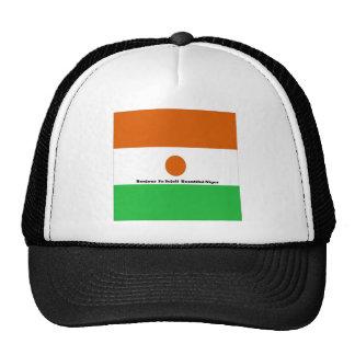 Bonjour  sa sejoli  Beautiful Niger.jpg Trucker Hat