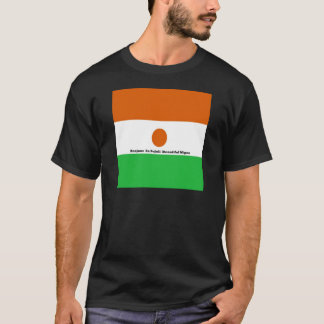 Bonjour  sa sejoli  Beautiful Niger.jpg T-Shirt