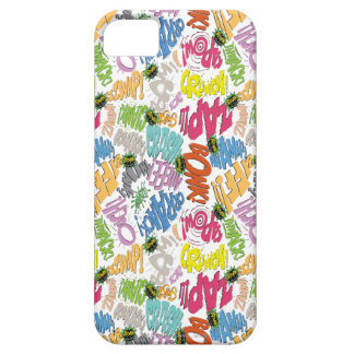 BONK ZAP CRASH Pattern iPhone SE/5/5s Case