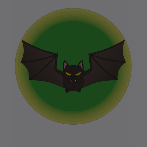Bonkers Bat T-Shirt shirt