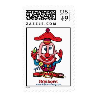 Bonkers Postage