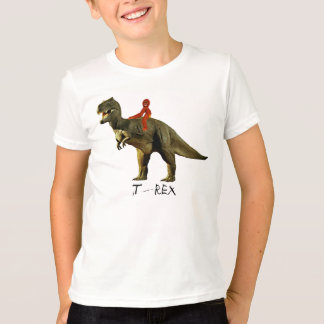 Bonkey On T-Rex T-Shirt