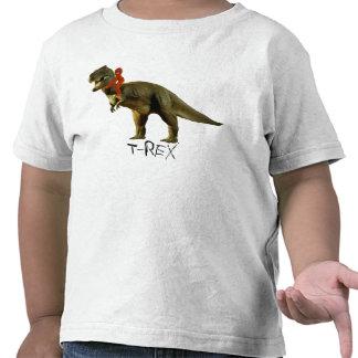 Bonkey que abraza T-REX Camiseta