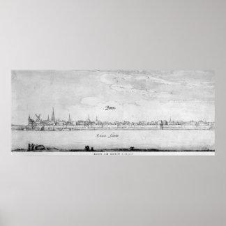 Bonn, c.1630-36 poster