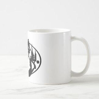 Bonn Stamp Coffee Mug