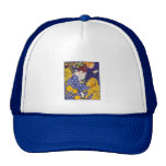 BonnardWoman4wh Hat
