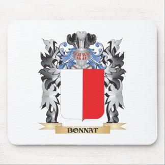 Bonnat Coat of Arms - Family Crest Mouse Pad