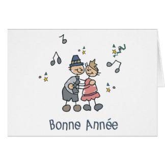 Bonne Annee Card