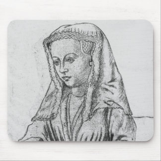 Bonne d'Artois, Countess of Nevers and Rethel Mouse Pad