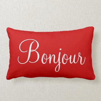 Bonne Nuit y acento decorativo del dormitorio de Cojín Lumbar