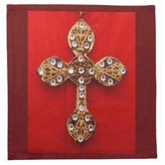 BonneAppetit - Cross your heart Jewel napkin