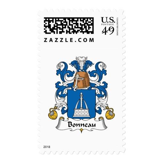 Bonneau Family Crest Postage