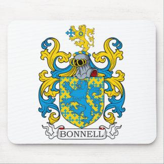 Bonnell Family Crest Mouse Pad