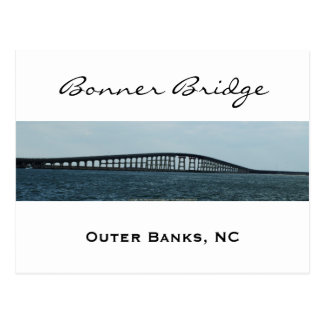 Bonner Bridge Postcard