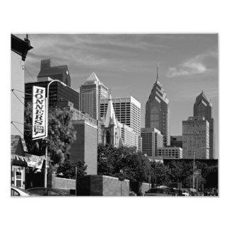 Bonners Irish Pub - Philadelphia  PHOTO PRINT