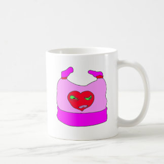 BONNET BABY HEART MOM 1.PNG COFFEE MUG