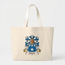 Bonnet Family Crest Bag