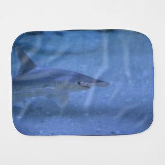 Bonnethead Shark Burp Cloth