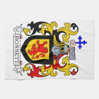 Bonnett Coat of Arms II Towels