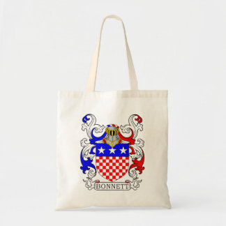 Bonnett Coat of Arms (Irish) Tote Bag