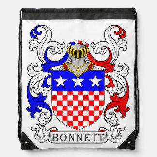 Bonnett Coat of Arms (Irish) Cinch Bags