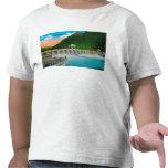 Bonneville Dam on Columbia River Tshirt