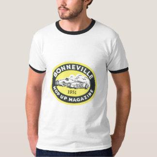 Bonneville Hop Up Magazine T-Shirt