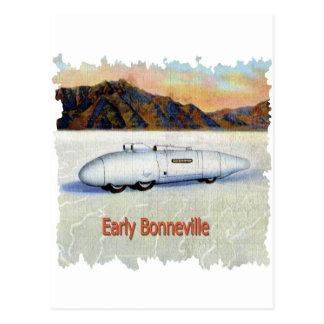 Bonneville Postcard
