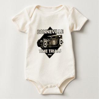 Bonneville Time trials-1950-Vintage.png Baby Bodysuit