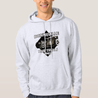 Bonneville Time Trials-1965 Hoodie