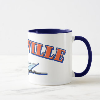 Bonneville Tri-power Mug