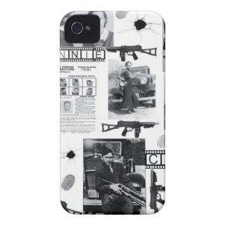 BONNIE AND CLYDE Case-Mate iPhone 4 CASE