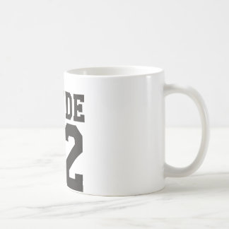 Bonnie and Clyde Classic White Coffee Mug