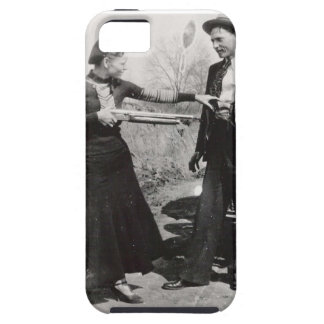 Bonnie and clyde iPhone SE/5/5s case