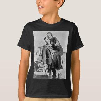 clyde barrow t shirts shirt designs zazzle. Black Bedroom Furniture Sets. Home Design Ideas