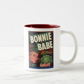 Bonnie Babe Lettuce Coffee Mug