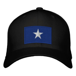 Bonnie Blue Flag Embroidered Baseball Hat