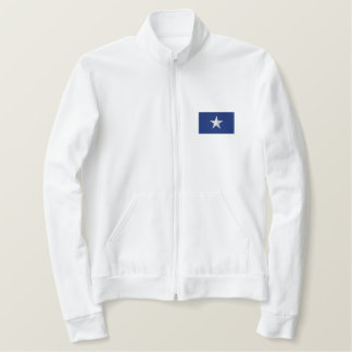 Bonnie Blue Flag Embroidered Jacket