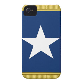 Bonnie Blue Flag First Texas Cofederate Volunteers iPhone 4 Covers