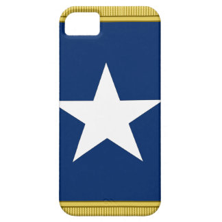 Bonnie Blue Flag First Texas Cofederate Volunteers iPhone SE/5/5s Case